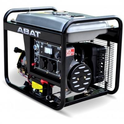 Generator pe benzina ABAT 10000A - 8 kVA, monofazat, pornire electrica si automatizare inclusa