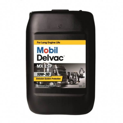 Mobil Delvac MX ESP 10W-30 - Ulei semi-sintetic pentru motoare diesel